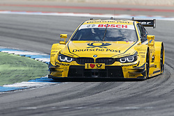04.05.2014, Hockenheimring, Hockenheim, GER, DTM, 1. Lauf, Hockenheimring, Rennen, im Bild Timo Glock (BMW M4 DTM) // during the 1th run of DTM at the Hockenheimring in Hockenheim, Germany on 2014/05/06. EXPA Pictures © 2014, PhotoCredit: EXPA/ Eibner-Pressefoto/ Neis<br /> <br /> *****ATTENTION - OUT of GER*****