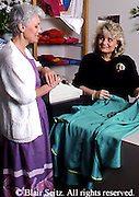 Active Aging Senior Citizens, Retired, Activities, Shopping. Clothing Store, Boutique, Woman Shops Alone