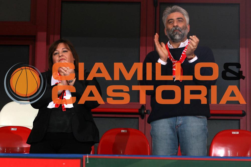DESCRIZIONE : Teramo Lega A1 2006-07 Siviglia Wear Teramo Montepaschi Siena <br /> GIOCATORE : Antonetti <br /> SQUADRA : Siviglia Wear Teramo <br /> EVENTO : Campionato Lega A1 2006-2007 <br /> GARA : Siviglia Wear Teramo Montepaschi Siena <br /> DATA : 18/02/2007 <br /> CATEGORIA : Esultanza <br /> SPORT : Pallacanestro <br /> AUTORE : Agenzia Ciamillo-Castoria/G.Ciamillo
