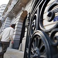 London Jan 26th - Nomura Holdings, Japan's biggest brokerage, revealed its worst quarterly loss today, totalling 342.9 billion yen (£2.7 billion)...***Standard Licence Fee's Apply To All Image Use***.XianPix Pictures  Agency . tel +44 (0) 845 050 6211. e-mail sales@xianpix.com .www.xianpix.com