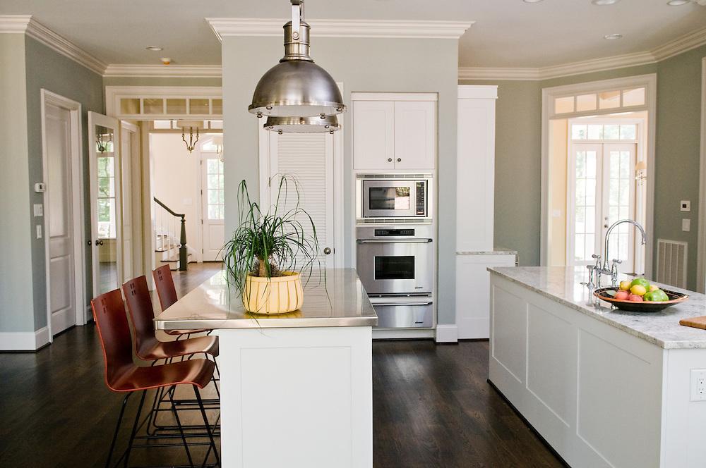 Kitchen, Chapel Hill, NC<br /> Zinn Design Build