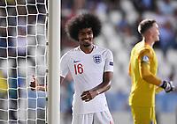 FUSSBALL UEFA U21-EUROPAMEISTERSCHAFT 2019 in Italien  England - Frankreich     18.06.2019 Hamza Choudhury (England) mit Daumen hoch