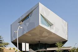 CaixaForum. Zaragoza. Carme Pinos Architect