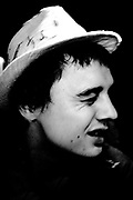 Pete Docherty, singer with Babyshambles/ The Libertines, UK 2004