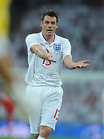 Jamie Carragher<br /> England 2009/10<br /> England V Mexico (3-1) 24/05/09 <br /> International Friendly<br /> Photo Robin Parker Fotosports International