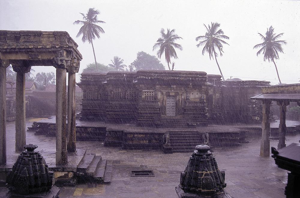 12th Century Chennkeshava Temple, Belur - South India