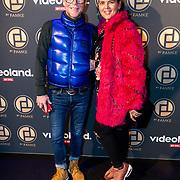 NLD/Amsterdam/20200109 - Fashionshow Famke, Louise,Bastiaan van Schaik