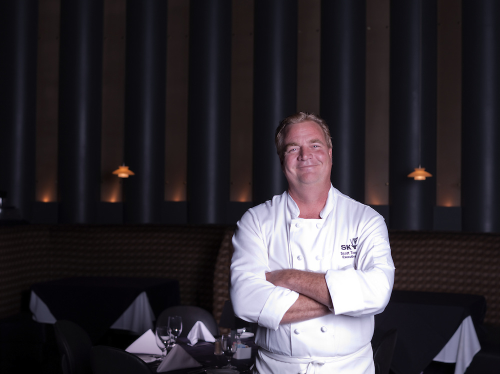 Chef Scott Tompkins,