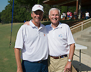 "The First Tee of Greater Charlotte Celebrity golf tournament with local Charlotte celebrity like CMPD Chief Rodney Monroe, Matt Carrol, Amy Cowman, Mark Greenhalgh, Brenton Berson, Eric ""Sleepy"" Floyd, Jane Singleton, Charles Johnson, Vernando Velasco, Ron Green Jr., Corey Nagy, Cara Capuano, Ryan Cabbage, Deana Diorio, and Wesley Walls. All proceeds go to fund First Tee many programs."