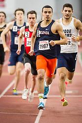 Boston University John Terrier Invitational Indoor Track and Field