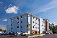 Exterior image of Odenton II Senior Living for Harkins Builders, Inc.