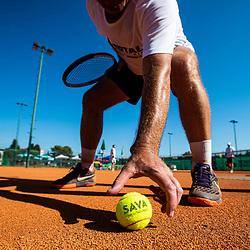 20190809: SLO, Tennis - ATP Challenger Slovenia Open 2019 in Portoroz, day 1