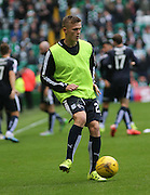 Dundee's Rhys Healey - Celtic v Dundee - Ladbrokes Premiership at Celtic Park<br /> <br /> <br />  - © David Young - www.davidyoungphoto.co.uk - email: davidyoungphoto@gmail.com