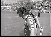 1979 - League of Ireland vs Liverpool FC.    (M87)