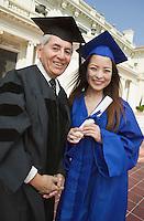 Graduate and Administrator