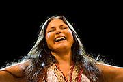 Sao Paulo_SP, Brasil...Retrato de Fafa de Belem (Maria de Fátima Palha de Figueiredo)...Fafa de Belem (Maria de Fátima Palha de Figueiredo) portrait...Foto: MARCUS DESIMONI / NITRO