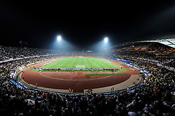 June 12, 2010; Rustenburg, SOUTH AFRICA; A general view of Royal Bafokeng Stadium during group C play between USA and England.  Mandatory Credit: Janet Brown-US PRESSWIRE
