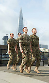 5 Soldiers: The Body is the Frontline. Tower of London, 2017.