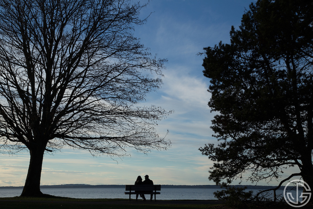 Boulevard Park, Bellingham, Washington, Saturday, November 22, 2014.