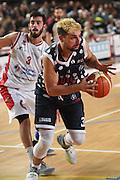 Nazzareno Italiano<br /> Dinamica Generale Mantova - Kontatto Bologna<br /> Campionato Basket LNP 2016/2017<br /> Mantova 06/11/2016<br /> Foto Ciamillo-Castoria