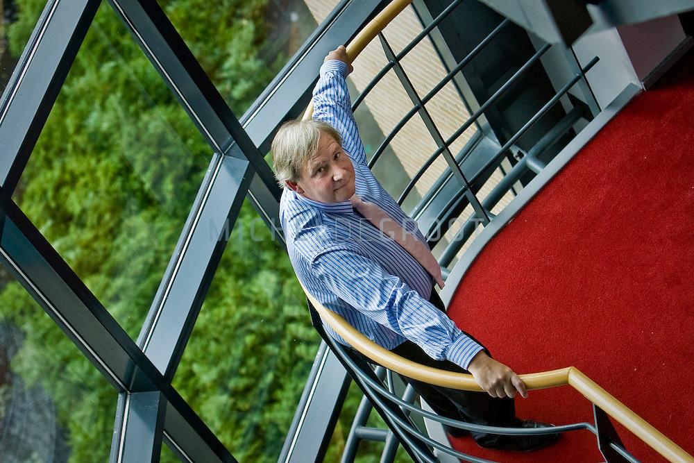 Felix Gohen, directeur van de Consumentenbond in Den Haag, The Netherlands on 04 September, 2008.  (photo by Michel de Groot)