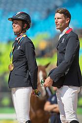 Leprevost Penelope, Staut Kevin, FRA<br /> Olympic Games Rio 2016<br /> © Hippo Foto - Dirk Caremans<br /> 17/08/16