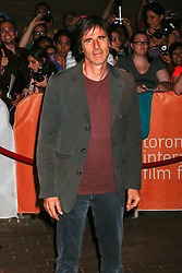 Director WALTER SALLES at the the Red Carpet gala premiere for his new film 'On the Road', at the Ryerson Theatre on opening night of the 2012 Toronto International Film Festival, Thursday September 6, 2012. Photo By Christopher Drost/i-Images