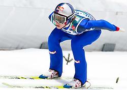 21.03.2010, Planica, Kranjska Gora, SLO, FIS SKI Flying World Championships 2010, Flying Hill Team, im Bild SCHLIERENZAUER Gregor, ( AUT ), EXPA Pictures © 2010, PhotoCredit: EXPA/ J. Groder / SPORTIDA PHOTO AGENCY