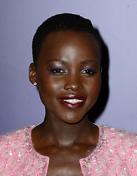 Lupita Nyong'o attends EE British Academy Film Awards (BAFTAs) nominees party at Asprey London, London, United Kingdom. Saturday, 15th February 2014. Picture by Nils Jorgensen / i-Images