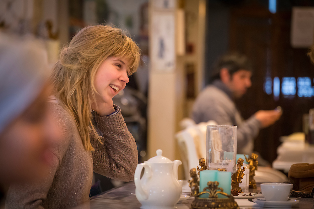 London 2013, Cafe Opera