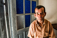 Caretaker of Sao Joaquim Mother Church. Garopaba, Santa Catarina, Brazil. / <br /> Zelador da Igreja Matriz de São Joaquim. Garopaba, Santa Catarina, Brasil.