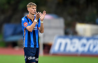 Fotball , 31. august 2019 , Eliteserien , Stabæk - Strømsgodset 2-1 , <br /> kasper Junker , Stabæk