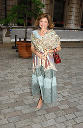 DORIT MOUSSAIEFF wife of the President of Iceland at the Royal Academy of Arts Summer Exhibition Preview Party held at Burlington House, Piccadilly, London on 2nd June 2005<br /><br />NON EXCLUSIVE - WORLD RIGHTS