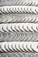 Polish currency - studio shot
