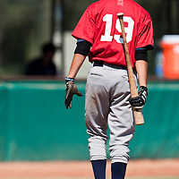 Baseball - MLB European Academy - Tirrenia (Italy) - 20/08/2009 - Bjorn Hato (Netherlands)