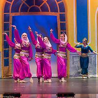 2014 (CJDT) Aladdin & The Magic Lamp