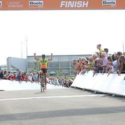 03-09-2017: Wielrennen: Boels Ladies Tour: Sittard  <br /> Janneke Ensing wint de slotetappe  van de Ladies Tour