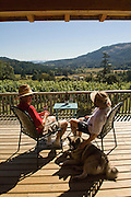 Garry Oaks Winery is located on a terraced ten-acre vineyard carved out of the south-facing gravel slopes overlooking the Burgoyne Valley on Salt Spring Island, British Columbia, Canada.