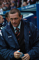 Photo: Tony Oudot/Richard Lane Photography.  Crystal Palace v Watford. Coca-Cola Championship. 09/08/2008. <br /> Watford manager Aidy Boothroyd