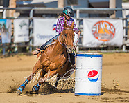 Local Youth Barrel Racing