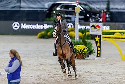 Schoonbroodt Celine, BEL, Cheppetta<br /> Stuttgart - German Masters 2019<br /> © Hippo Foto - Stefan Lafrentz<br /> 14/11/2019