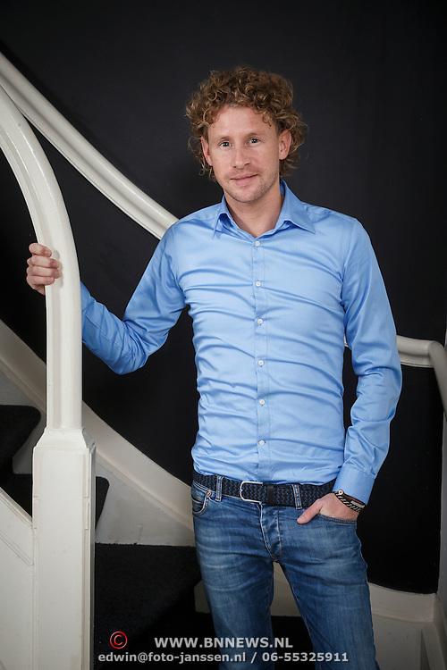 NLD/Hilversum/20140206 - fotoshoot Ewout Genemans,