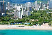 Hale Koa Hotel, Fort Derussey, Waikiki, Honolulu, Oahu, Hawaii