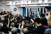 WH Press Room for CJR