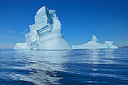 Iceberg in Atlantic Ocean<br />