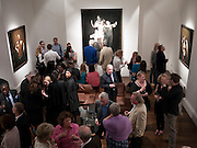 Opening of 'The Promised Land' Exhibition of work by Mitch Griffiths. Halcyon Gallery. Bruton St. London. 28 April 2010 *** Local Caption *** -DO NOT ARCHIVE-© Copyright Photograph by Dafydd Jones. 248 Clapham Rd. London SW9 0PZ. Tel 0207 820 0771. www.dafjones.com.<br /> Opening of 'The Promised Land' Exhibition of work by Mitch Griffiths. Halcyon Gallery. Bruton St. London. 28 April 2010