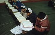 United Kingdom. Birmingham. Birmingham:  Koran classes in the evening after school at the Mosque of the quarter.  Birmingham  UnitedKingdom     /  Birmingham: Coventry islamic boy school .cours coranique le soir après l'école à la Mosquée du quartier.  Birmingham  Grande Bretagne