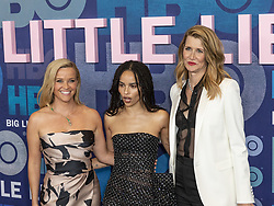 May 29, 2019 - New York, New York, United States - Reese Witherspoon, Zoe Kravitz, Laura Dern attend HBO Big Little Lies Season 2 Premiere at Jazz at Lincoln Center  (Credit Image: © Lev Radin/Pacific Press via ZUMA Wire)