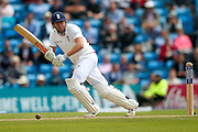 England & Yorkshire wicket keeper Jonny Bairstow  during day 2 of the first Investec Test Series 2016 match between England and Sri Lanka at Headingley Stadium, Headingley, United Kingdom on 20 May 2016. Photo by Simon Davies.
