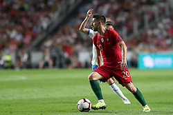 September 10, 2018 - Lisbon, Portugal - Portugal's midfielder Pizzi in action during the UEFA Nations League A group 3 football match Portugal vs Italy at the Luz stadium in Lisbon, Portugal on September 10, 2018. (Credit Image: © Pedro Fiuza/NurPhoto/ZUMA Press)